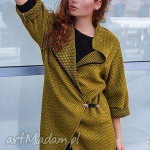 Narzutka outfit autumn by nun mi płaszcze blezer, płaszcz