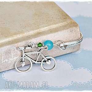 Prezent Kocham mój rower :) Zakładka do książki, zakładka, rower, bike, prezent