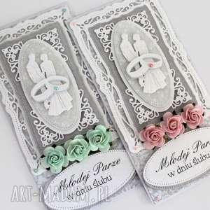 scrapbooking kartki kartka ślubna różowa, kartka, ślubna, pamiątka, ślub, art