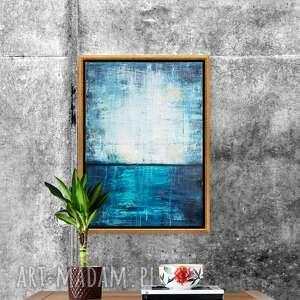 abstrakcja pt poziom recznie malowany obraz abstrakcyjny, ręcznie