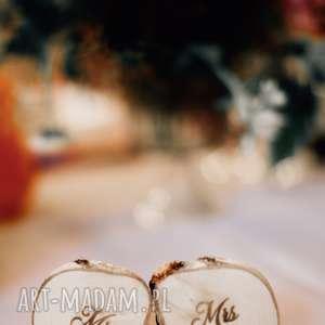 Winietki zamówienie specjalne ślub hagal