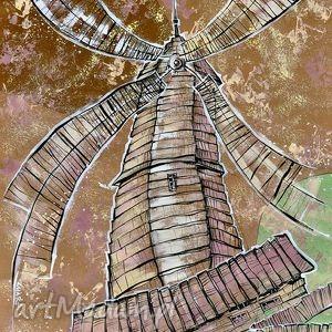 Bajki starego młyna, młyn, wiatrak, wiatraki, bajka, 4mara