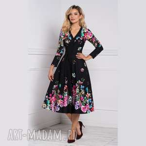 sukienki sukienka kensa total midi belinda