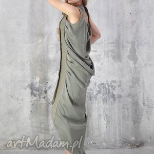 wyjątkowy prezent, sukienki galadriela - suknia, długa, jedwabna, jedwab