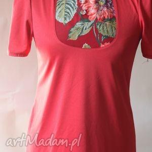 czerwona biedronka stęskniona słonka, sukienka