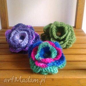 kwiat fiolet - kwiat, szal, chusta
