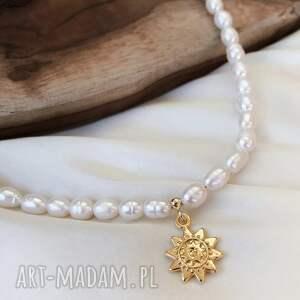 choker - perły, choker, naszyjnik, naszyjnik z perłami