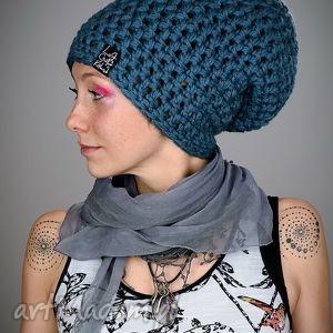 DreadLove Mono 18, czapka, czapa, zima, ciepła, dredy, dready