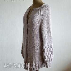 kardigan alpaka, sweter, kaedigan, wełniany, nadrutach, ciepły, zimowy