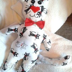kot walduś - przytulanka, maskotka, kot, prezent, zabawka