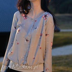 bluzka hana, bluzka, bluzki, damskie, wiosna, lato, kwiaty