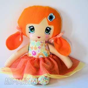 Lala Animka - Malwina 43 cm, lalka, animka, tancerka, dziewczynka, roczek, kolorowa
