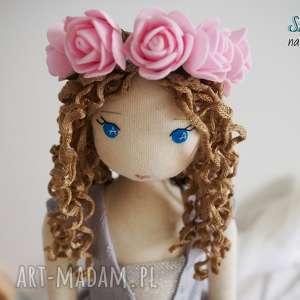 lalka #160, lalka, szmacianka, przytulanka, księżniczka, jednorożec