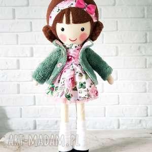 Prezent MALOWANA LALA OLIWKA, lalka, zabawka, przytulanka, niespodzianka,