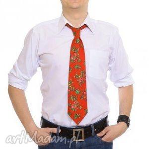 krawaty krawat folk design aneta larysa knap, folk, góralski