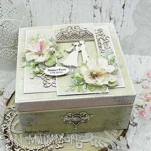 pudełko ślubne - niezbędnik małżeński, ślub, kartka ślubna, małżeński