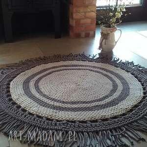 Dywan camila, sznurek bawełniany ineverashop ze sznurka