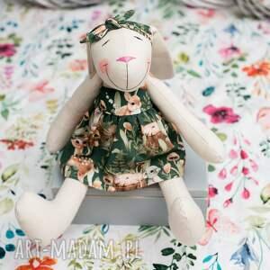 handmade święta upominki królik prezent personalizowany