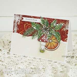 Kartka świąteczna,378 - ,boże-narodzenie,kartka,