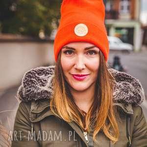 mechaniczna pomarańcza sport - jesień, zima, czapka, beanie