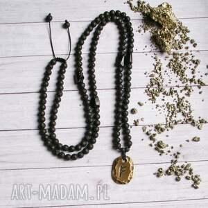 runa fehu bogactwo materialne i duchowe, amulet, naszyjnik męski, runa, runy