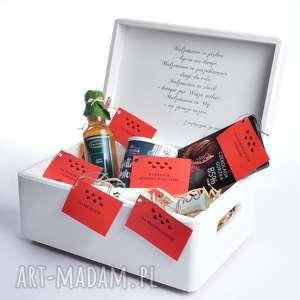 prezent ślubny dla pary młodej, ślubny, na ślub, pudełko