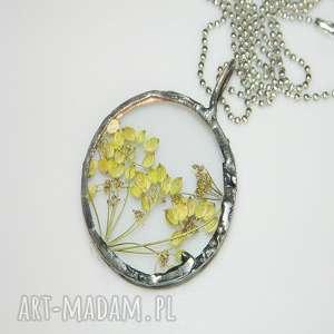 szklany wisior, wisior-miedziany, unikalna-biżuteria, unikatowy-wisior