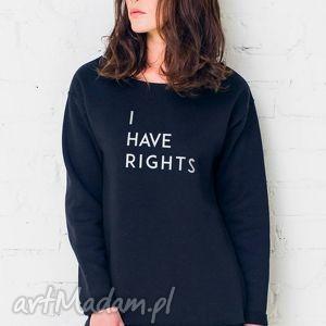 RIGHTS Oversize Bluza, oversize