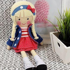 malowana lala marylka, lalka, zabawka, przytulanka, prezent, niespodzianka, dziecko