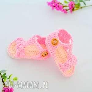 buciki sandałki niechodki, sandałki, buciki, buty, noworodka