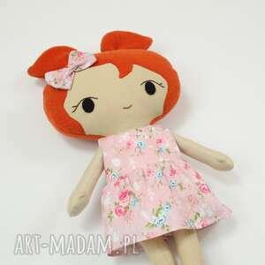 lalka przytulanka bernadetta, 49 cm, lala, ręcznierobione, prezent