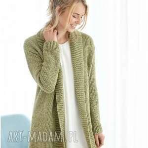 sweter graz, sweter, gruby, ciepły, zimowy, dziergany, prezent