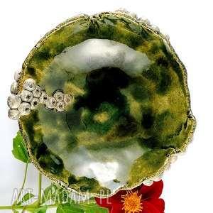 ceramika miska ceramiczna morska, miska, prezent, sztuka, patera, dekoracje