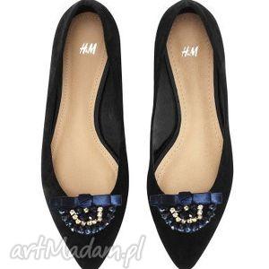 half moon - klipsy do butów, koraliki, klipsy, spinki, buty, ozdoby