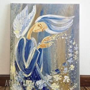 symfonia czułości, anioł, czułość, miłość, dom, motyl, prezent