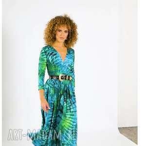 sukienki amelia tropical - sukienka