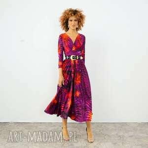 sukienki amelia hot tropical