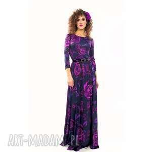 sukienki helena - magic rose