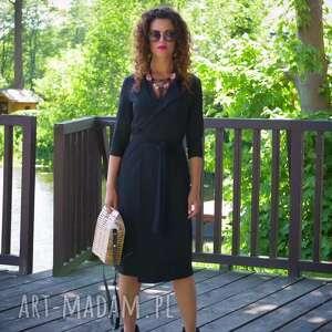 milita nikonorov gabriela midi - żakietowa sukienka, midi, wygodna, elegancka