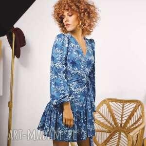 sukienki dominika mini magic garden - sukienka