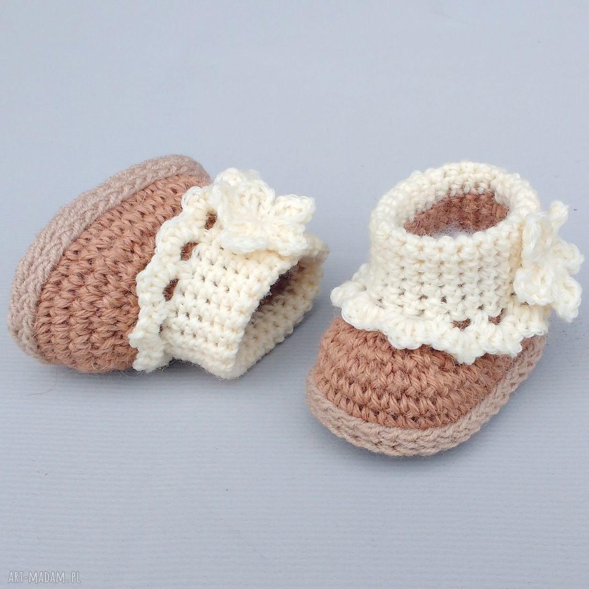 handmade buciki botki surrey