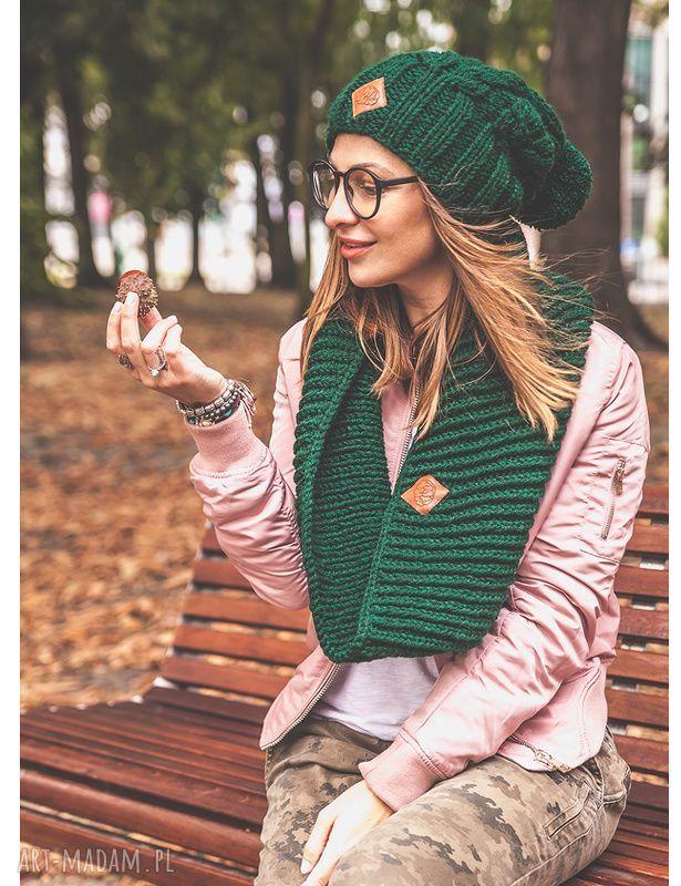 modne czapki jesień endorphine! lasy amazonii