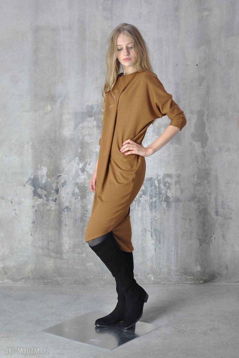 ręcznie robione sukienki step - sukienka