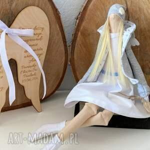 fabryqaprzytulanek anioł pamiątka pierwszej komunii świętej chrztu świętego