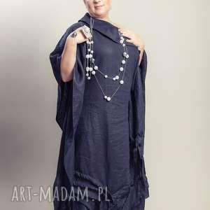poncho lniane poncho, len, odzież, sukienka, ałowiańskijedwab