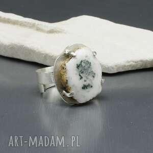 branickaart kwarc solarny pierścionek balan, solarny, solar słoneczny