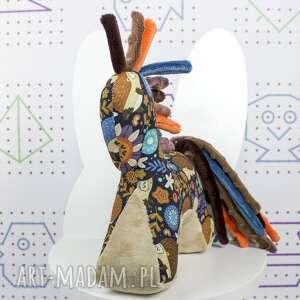 dla dziecka koń jeże - przytulanka sensoryczna, maskotka
