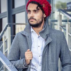 neverland czerwony dywan, jesień, zima, czapka, męska, prezent na święta