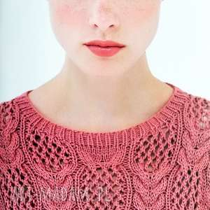 świąteczny prezent, sweter perth, sweter, bawełniany, wiosna, lato