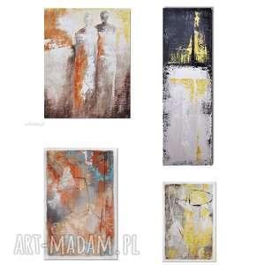 Zestaw obrazów dla p beaty aleksandrab obrazy, autorski